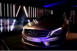 Mercedes-Benz Clase A Spot A Rock