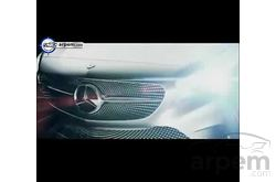 Mercedes-Benz Clase A Qualizer Trailer