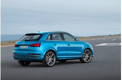 Fotos coches Audi  Audi  Q3 Attraction 1.4 TFSI CoD 110 kW (150 CV) S tronic