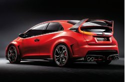 Civic Type R Concept (prototipo)
