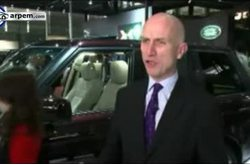 Range Rover Ultimate Entrevista John Edwards