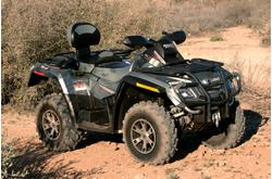 Fotos motos Can-am Outlander Max  						800 Ltd