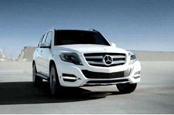 Video Mercedes-Benz Clase GLK Promoción