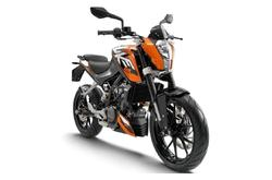 Fotos motos KTM 125 Duke ABS