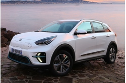 Fotos coches Kia Niro