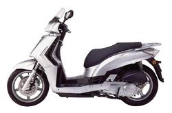 Fotos motos Kymco PEOPLE S 250