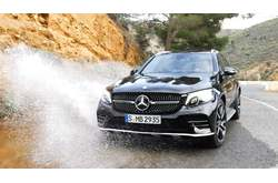 Vídeo Mercedes-AMG GLC 43 4MATIC 2016