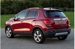 Fotos coches Chevrolet Trax