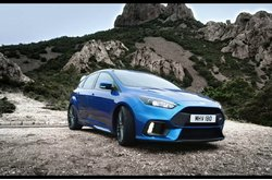 Ford Focus RS 2016 Dinámico