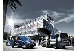 Fotos coches Fiat Furgoneta  Fiat Scudo Panorama Executive Largo 2.0 Multijet 165 8-9 Pl