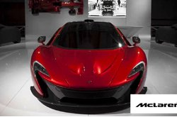 Video McLaren Salón París 2012