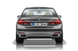 Fotos coches BMW  BMW  Serie 7 750Li xDrive