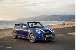 Fotos coches MINI   MINI Cooper Cabrio