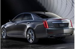 Fotos coches Cadillac CTS