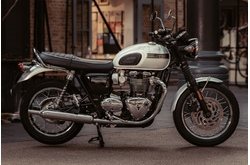 Fotos motos Triumph Bonneville T120 Diamond Edition 2019