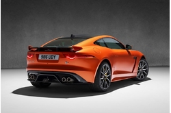 Fotos coches Jaguar  Jaguar  F-Type SVR Coupé