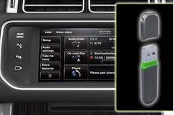 Video Land Rover USB