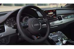 Vídeo Audi S8 plus 2016 Interior