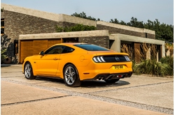 Fotos coches Ford Mustang