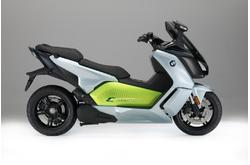 BMW C evolution (largo alcance)