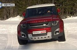 Video Land Rover Modelos Journey