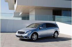 Mercedes-Benz R 350 BlueTEC 2006