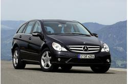 Fotos coches Mercedes-Benz Clase R