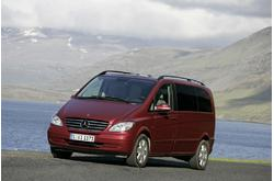 Fotos coches Mercedes-Benz Viano