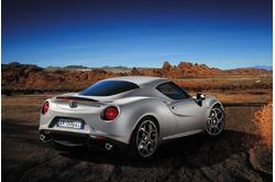 Fotos coches Alfa Romeo  Alfa Romeo  4C Launch Edition
