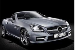 Fotos coches Mercedes-Benz  Mercedes-Benz  Clase SLK SLK 200 BlueEFFICIENCY