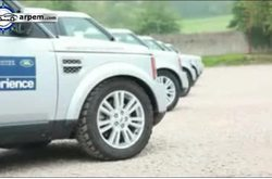Video Land Rover Experiencia Offroad