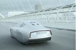 Video Volkswagen XL1 Circulando
