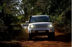 Video Land Rover Offroad Serengeti