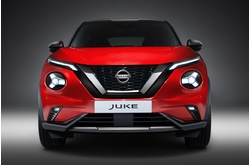 Fotos coches Nissan Juke