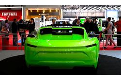 Fotos de coches Pariss Roadster