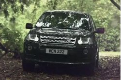 Video Land Rover Freelander2 Trailer