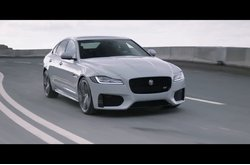 Vídeo Jaguar XF Berlina 2016 Dinámico