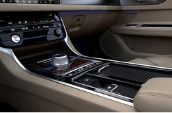Jaguar XF Berlina 2016 Interior