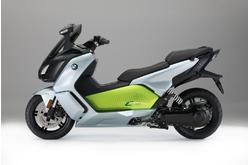 Fotos motos BMW C evolution 2017 (largo alcance)