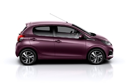 Fotos coches Peugeot 108