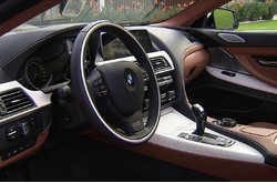 BMW Serie 6 Gran Coupé 2015 interior