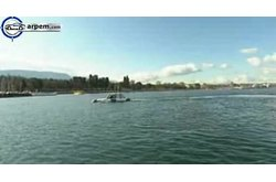 Video Land Rover Discovery Amphibious