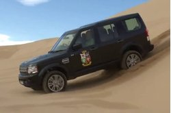 Video Land Rover Discovery Offroad