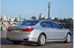 Fotos coches BMW  BMW  Serie 7 740Le xDrive iPerformance