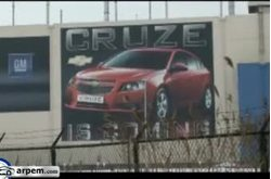 Chevrolet Cruze Vistas Fabrica Lordstown