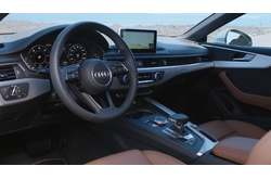 Vídeo Audi A5 Coupé 2016 Interior