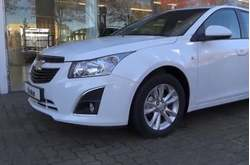 Video Chevrolet Cruze SW Estático