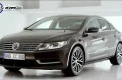 Video Volkswagen CC Exterior