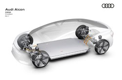 Fotos de coches Audi Aicon concept car