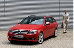 Mercedes-Benz Clase C Estate 2007